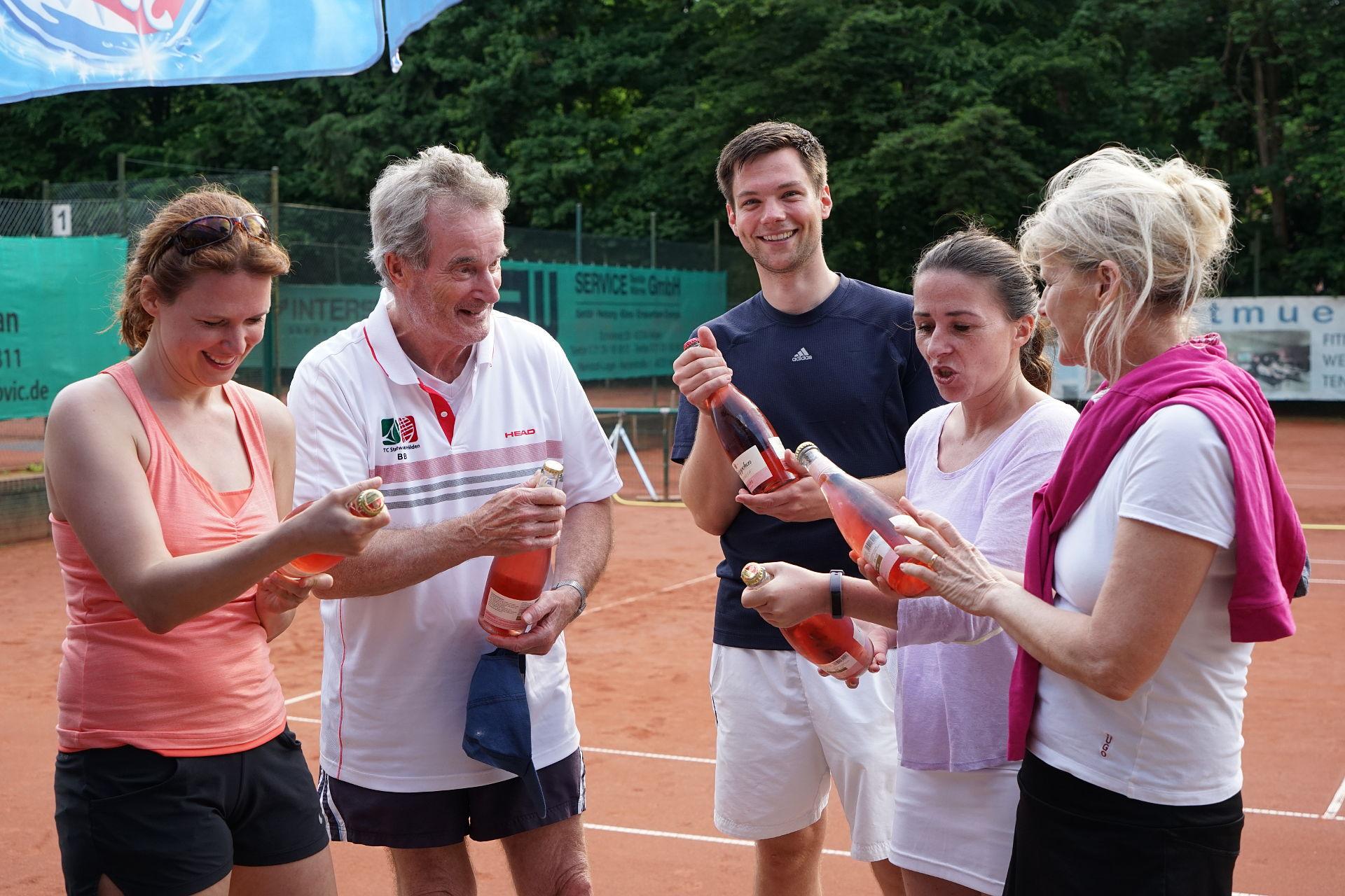 Erdbeer-Cup Siegerehrung 5